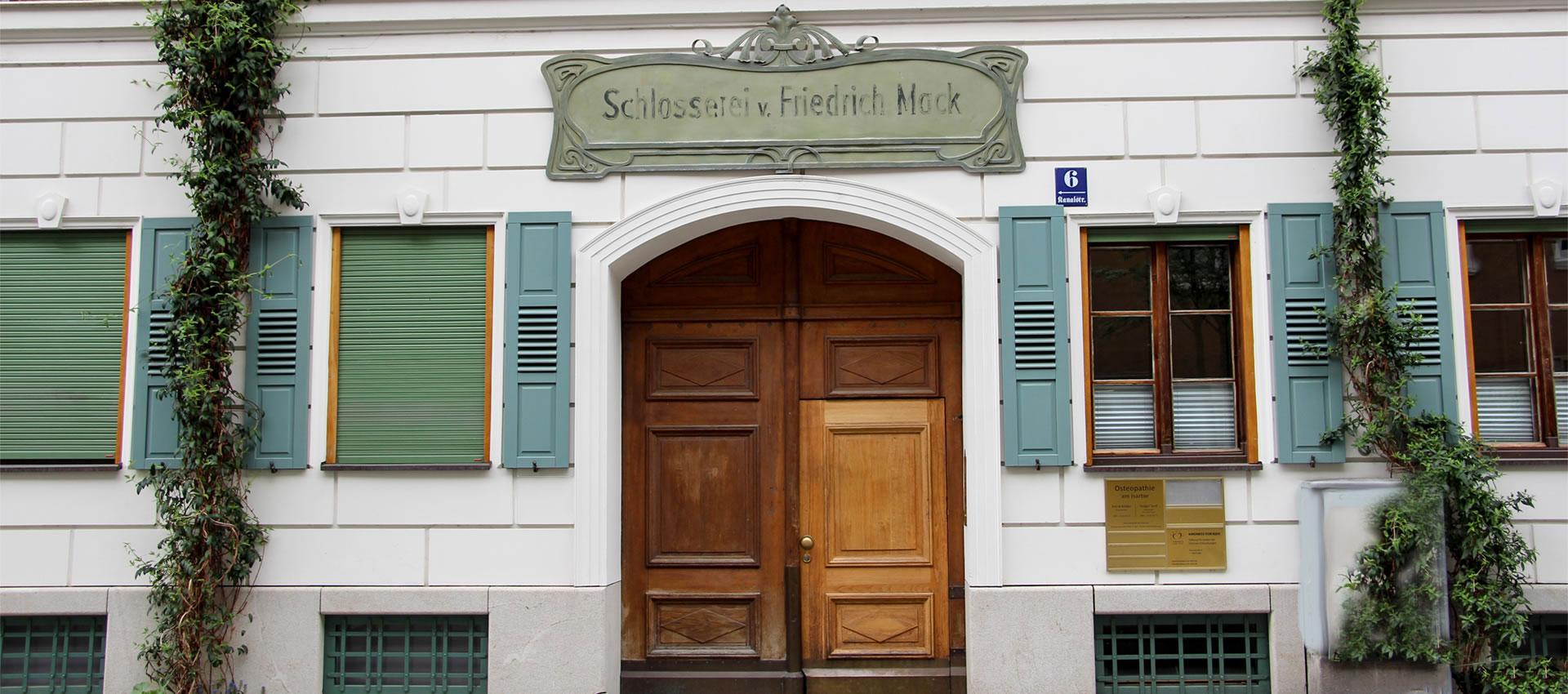 München Kanalstrasse 6